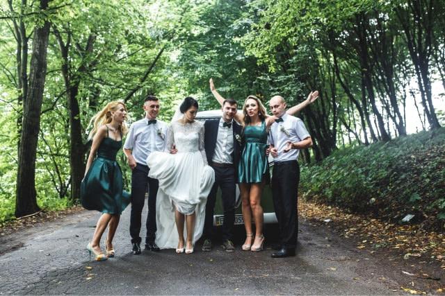 הסעות לחתונה מאורסים