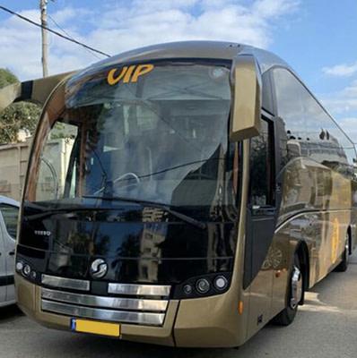 חברת הסעות אוטובוסים בתל אביב