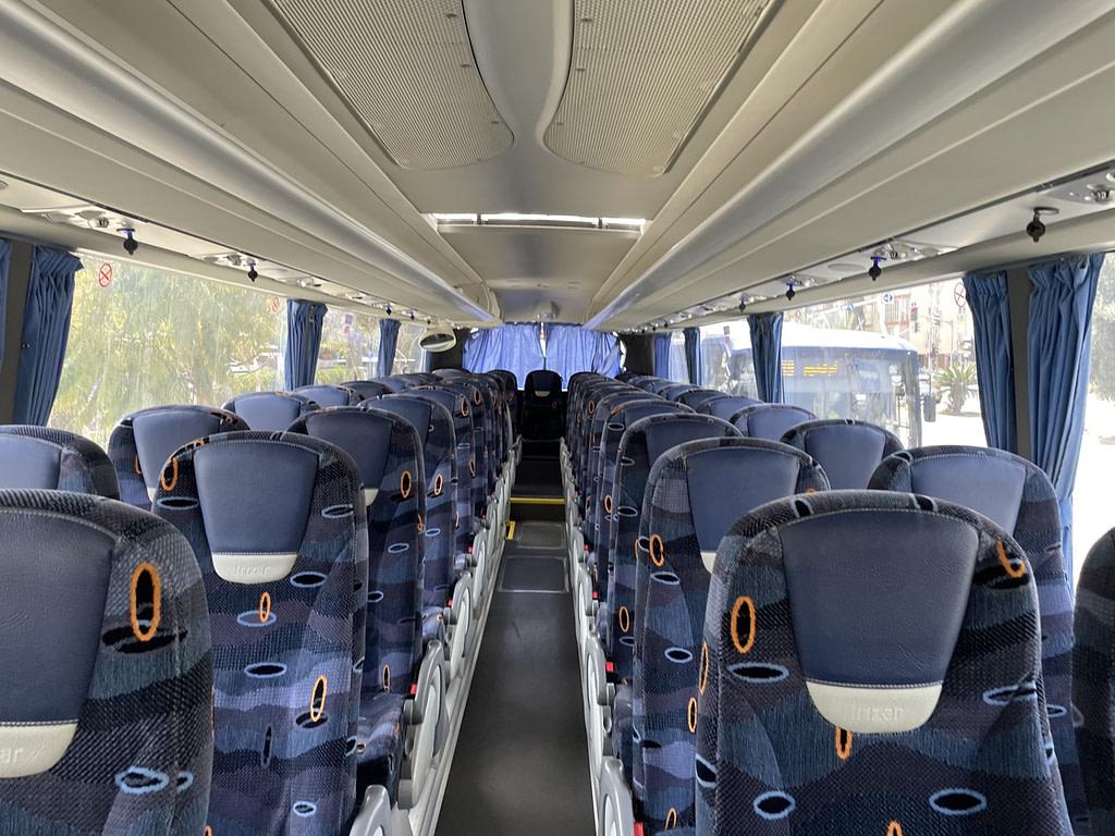 אוטובוס הסעות לחתונה במרכז