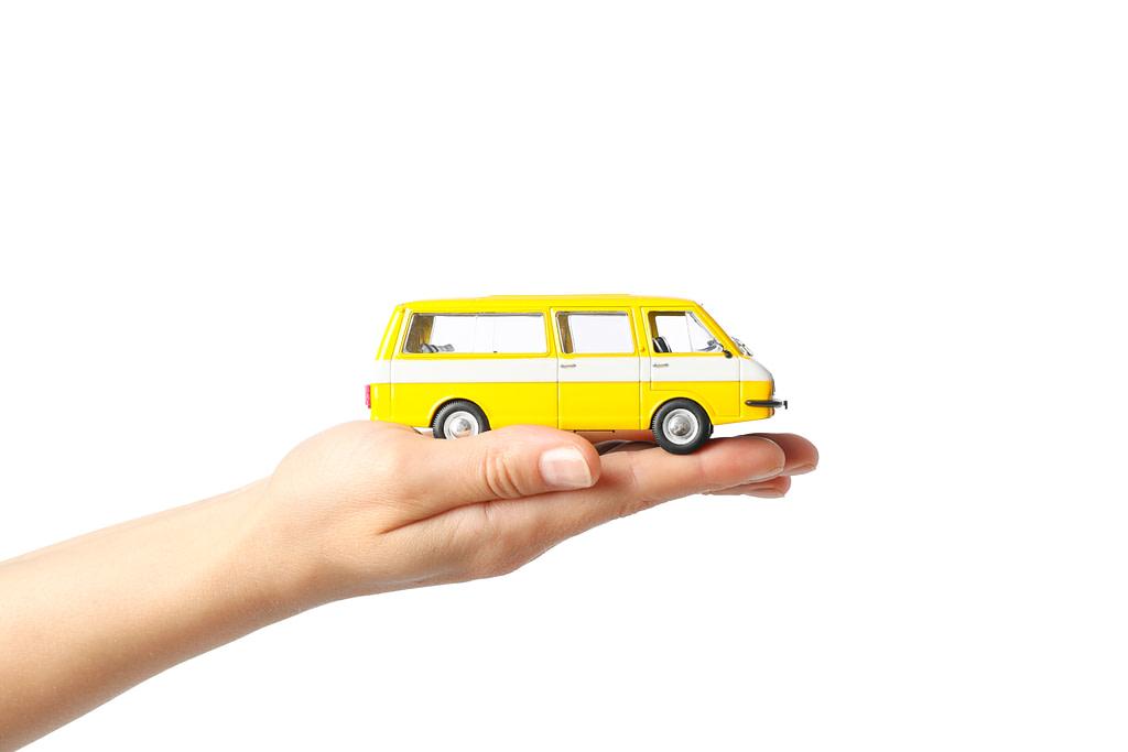 מונית גדולה בדרום